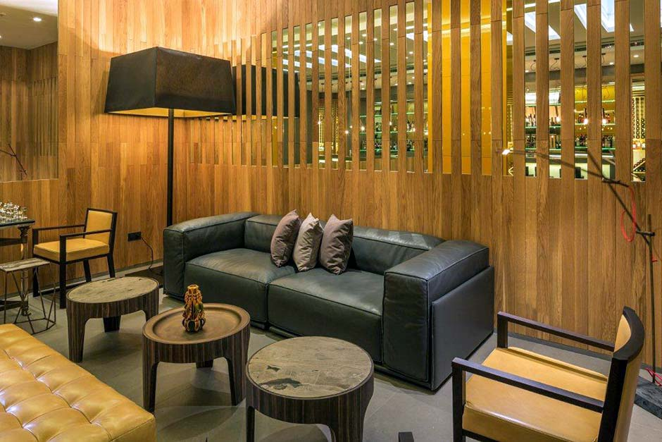 Henge embellishes the Hotel O Monot in Beirut