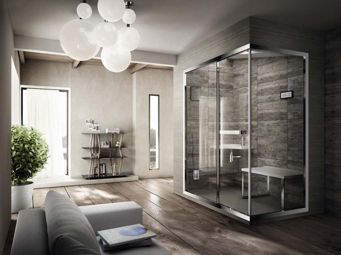 Pasha, the Steam Room by Teuco