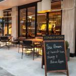Stephen Street Kitchen, restaurant at British Film Institute