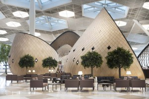 Heydar Aliyev International Airport in Azerbaijan