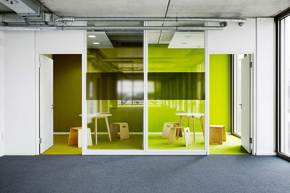 Zalando Headquarter by de Winder architects