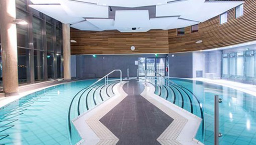 A special kind of thermal bath in Balaruc-les-Bains by architecture offices DHA and AMG Architectes