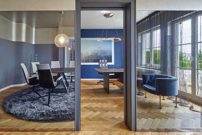 House Benz Stuttgart by Ippolito Fleitz Group