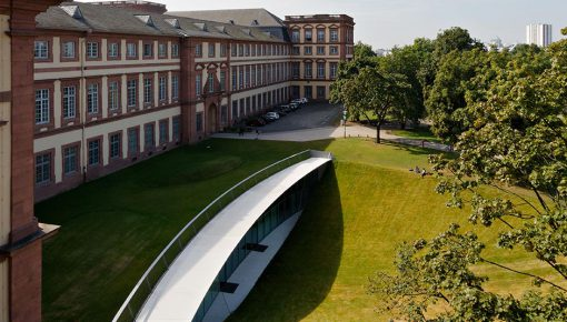 Mannheim Business School Study and Conference Center by schneider+schumacher architects